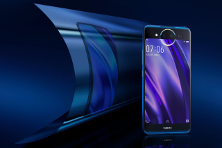 Vivo NEX Dual Display sfondi gratuiti per Samsung Galaxy Ace 3