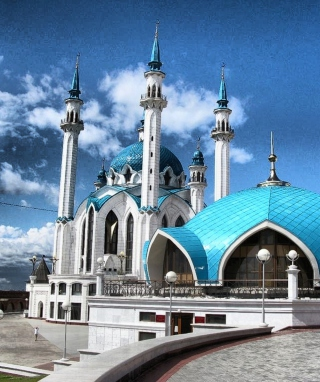 Free Mosque Picture for HTC Titan