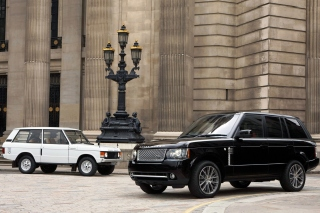 Land Rover Range Rover Classic and Retro Picture for Android, iPhone and iPad