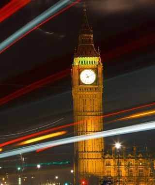 Free Big Ben Picture for 240x320