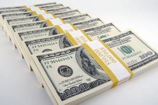 Free USA Dollars Picture for 220x176