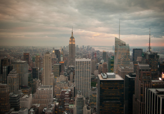 View Over Manhattan - Fondos de pantalla gratis