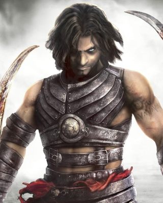 Prince Of Persia Background for Nokia C6-01