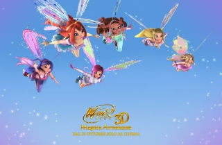 Winx Background for Android, iPhone and iPad