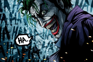 Joker Background for Android, iPhone and iPad