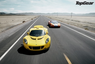 Top Gear Cars sfondi gratuiti per HTC Desire HD