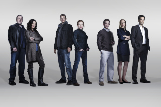 The Killing Crime Drama Wallpaper for Android, iPhone and iPad