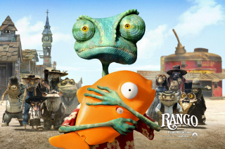 Rango Background for Android, iPhone and iPad