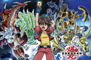 Bakugan Battle Brawlers Background for Android, iPhone and iPad