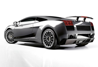 Lamborghini Gallardo Superleggera Background for Android, iPhone and iPad