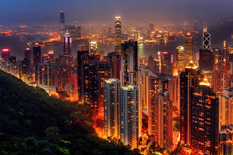hong kong - HD2880×1920