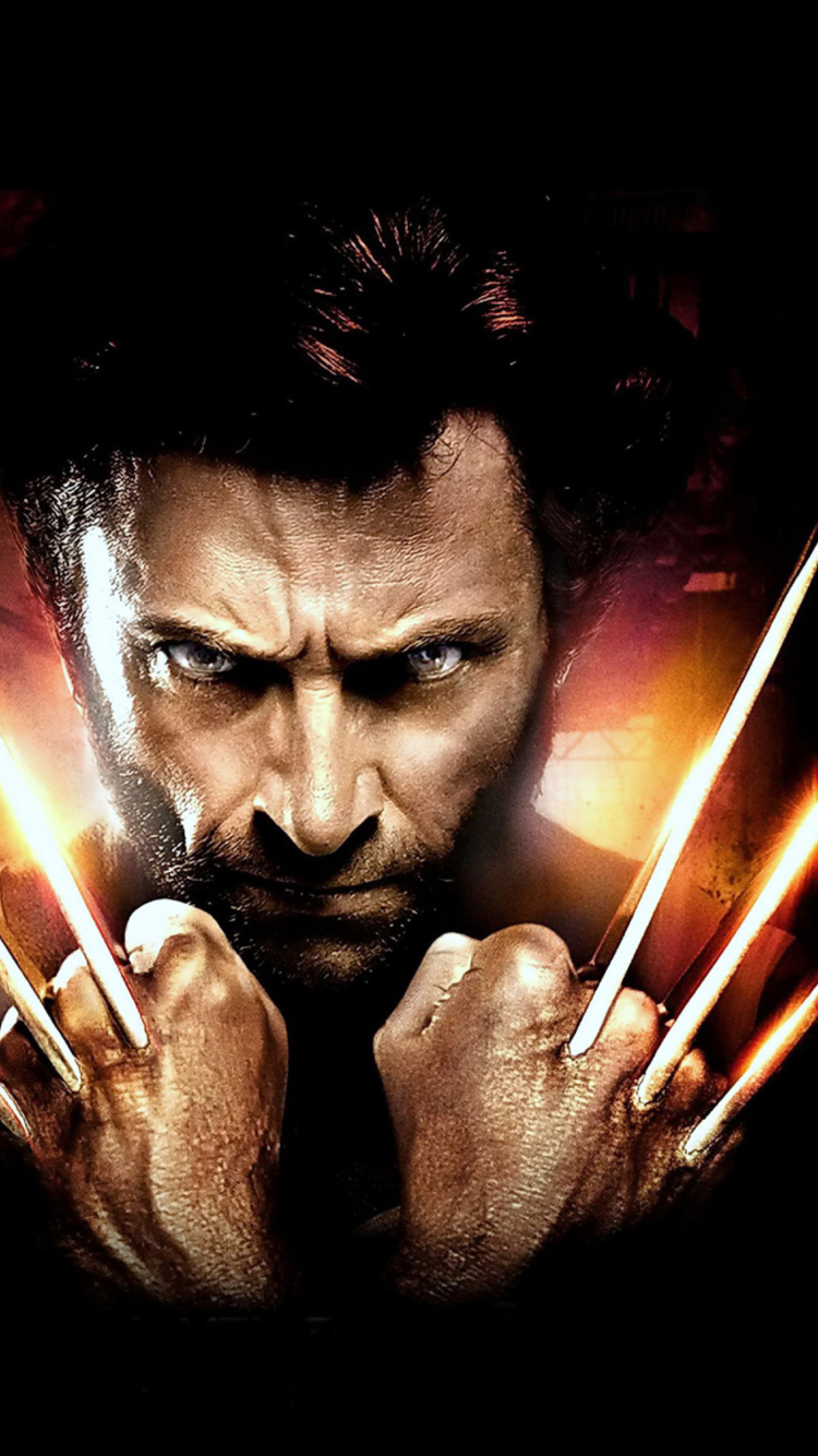 Screenshot №1 pro téma The Wolverine 750x1334