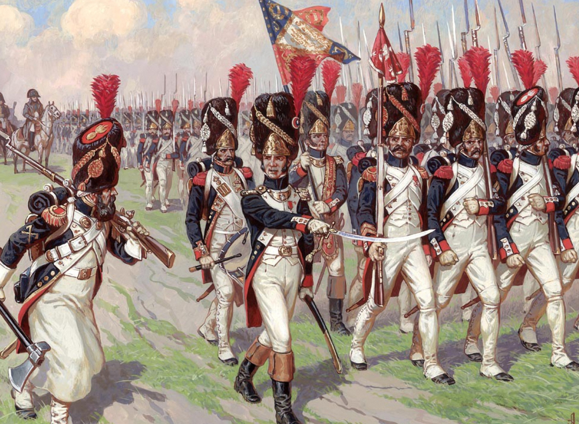 an introduction to the background of the french revolutionary and the napoleonic wars between france The napoleonic wars: a very short introduction of france, and the revolution over the french the french revolution: a very short introduction.