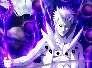 Obito Sage Background for Android, iPhone and iPad