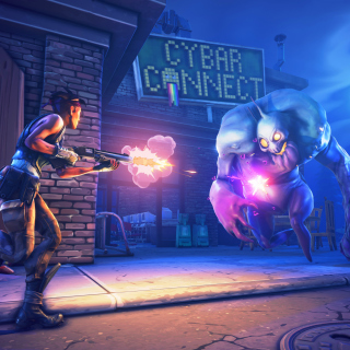 Fortnite Game sfondi gratuiti per iPad mini