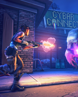 Fortnite Game sfondi gratuiti per iPhone 5