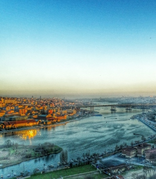 Istanbul Background for Nokia Lumia 925