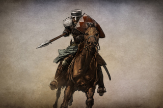 Knight Wallpaper for Android, iPhone and iPad