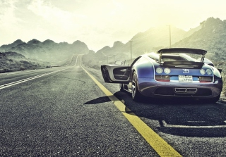 Bugatti from UAE Boutique Background for Android, iPhone and iPad