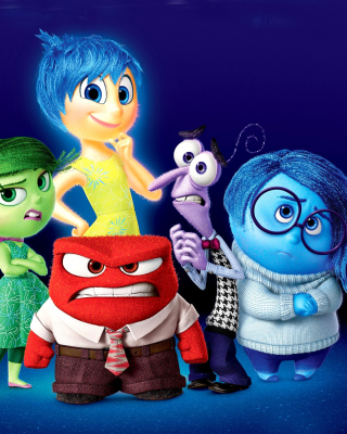 Обои Inside Out 2015 Film для телефона и на рабочий стол iPhone 6 Plus