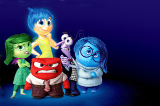 Inside Out 2015 Film Wallpaper for Android, iPhone and iPad