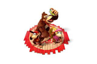 Donkey Kong Country Tropical Freeze papel de parede para celular