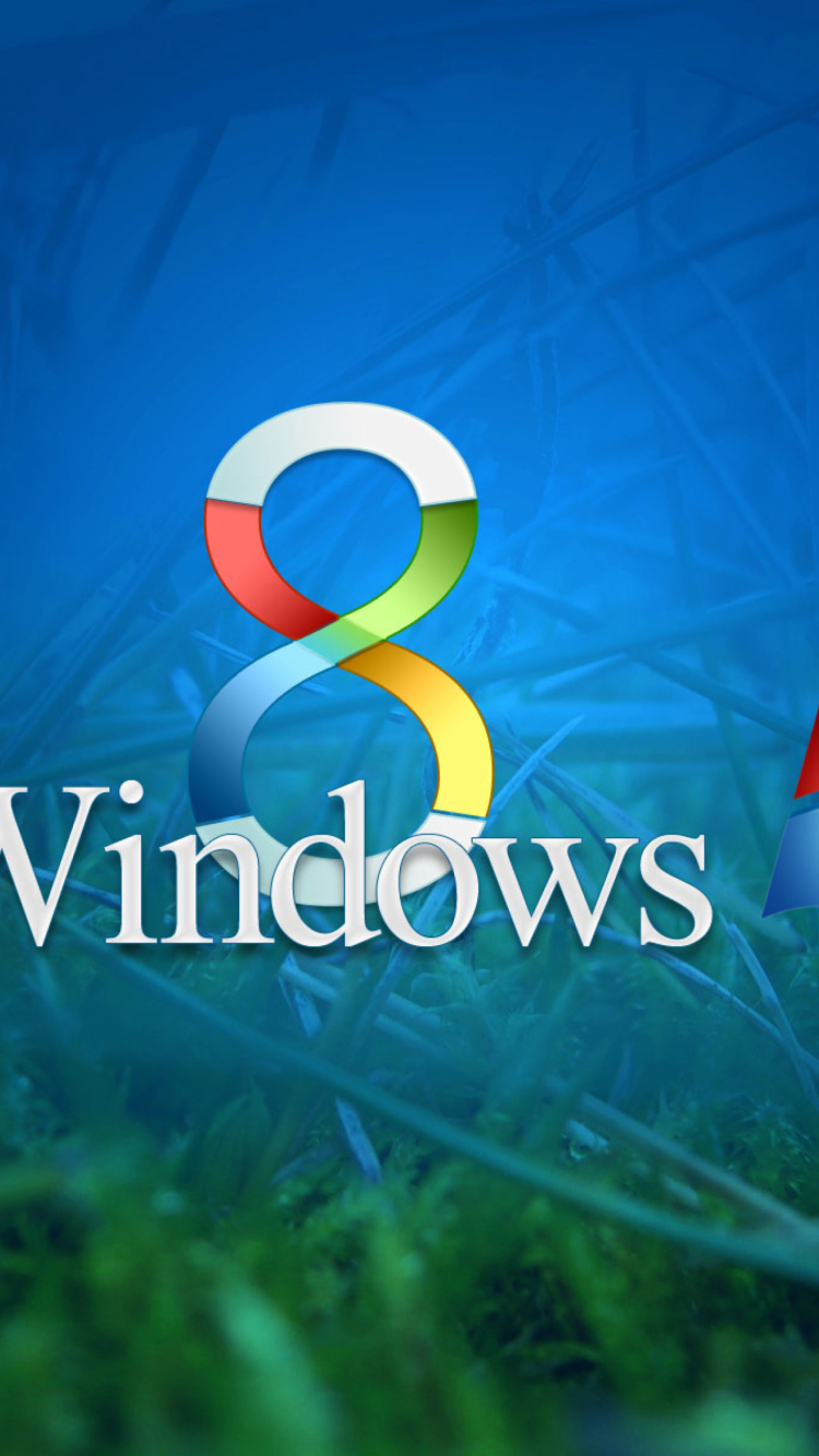 Обои Windows 8 750x1334