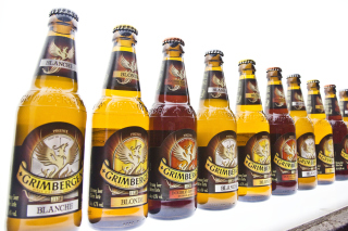 Grimbergen Cerveza Picture for Android, iPhone and iPad