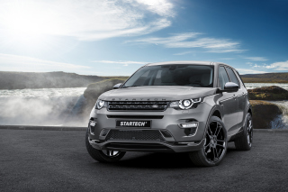 Land Rover Discovery Sport Wallpaper for Android, iPhone and iPad