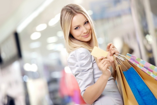 Shopping Girl sfondi gratuiti per cellulari Android, iPhone, iPad e desktop