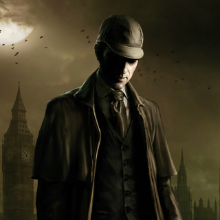 The Testament of Sherlock Holmes - Fondos de pantalla gratis para iPad Air