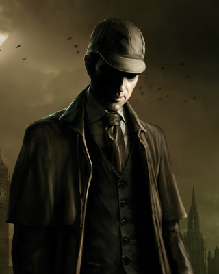 The Testament of Sherlock Holmes sfondi gratuiti per iPhone 6 Plus