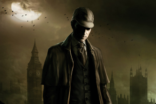 The Testament of Sherlock Holmes Wallpaper for 220x176