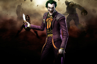 Free Injustice Gods Among Us - Joker Picture for Android, iPhone and iPad