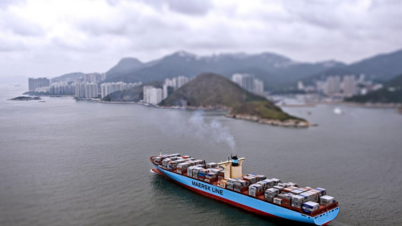Maersk Line Ship