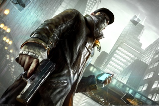 Watch Dogs sfondi gratuiti per cellulari Android, iPhone, iPad e desktop