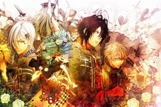 Free Amnesia Shin Ikki Kent Toma Picture for Android, iPhone and iPad