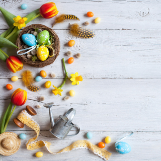 Free Easter Still Life Picture for 208x208