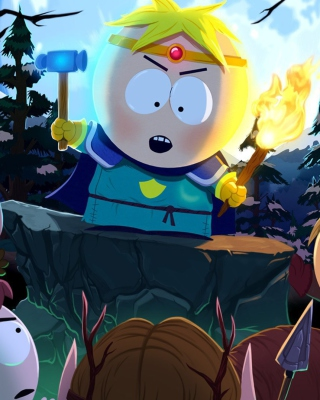 South Park The Stick Of Truth - Obrázkek zdarma pro Nokia X1-01