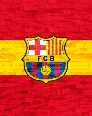 Free FC Barcelona Picture for iPhone 5C