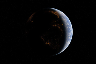 Space Atmosphere Wallpaper for HTC EVO 4G