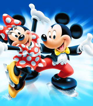 Mickey Mouse Background for Nokia C5-06