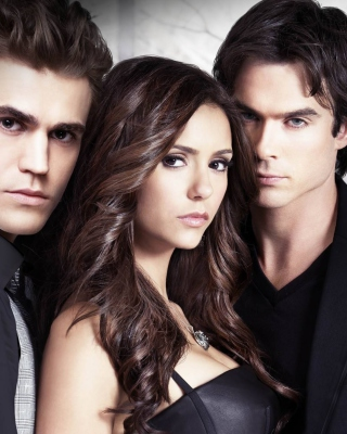 Free The Vampire Diaries Picture for iPhone 6 Plus