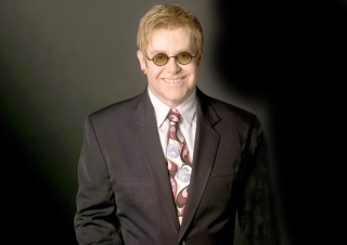 Elton John Picture for Android, iPhone and iPad