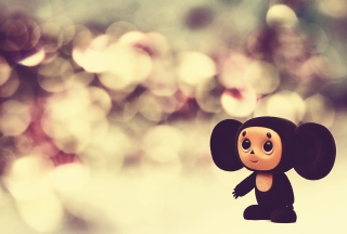 Cheburashka Russian Toy Picture for Android, iPhone and iPad