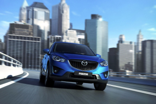 Mazda CX-5 2013 Background for Android, iPhone and iPad