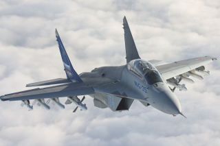 MiG-35 Wallpaper for Android, iPhone and iPad