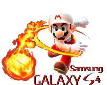 Mario Fire Game para Samsung 222 Ch@t