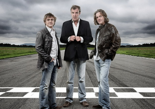 Top Gear Wallpaper for 1200x1024