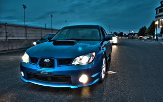 Free Subaru Impreza WRX Picture for Android, iPhone and iPad